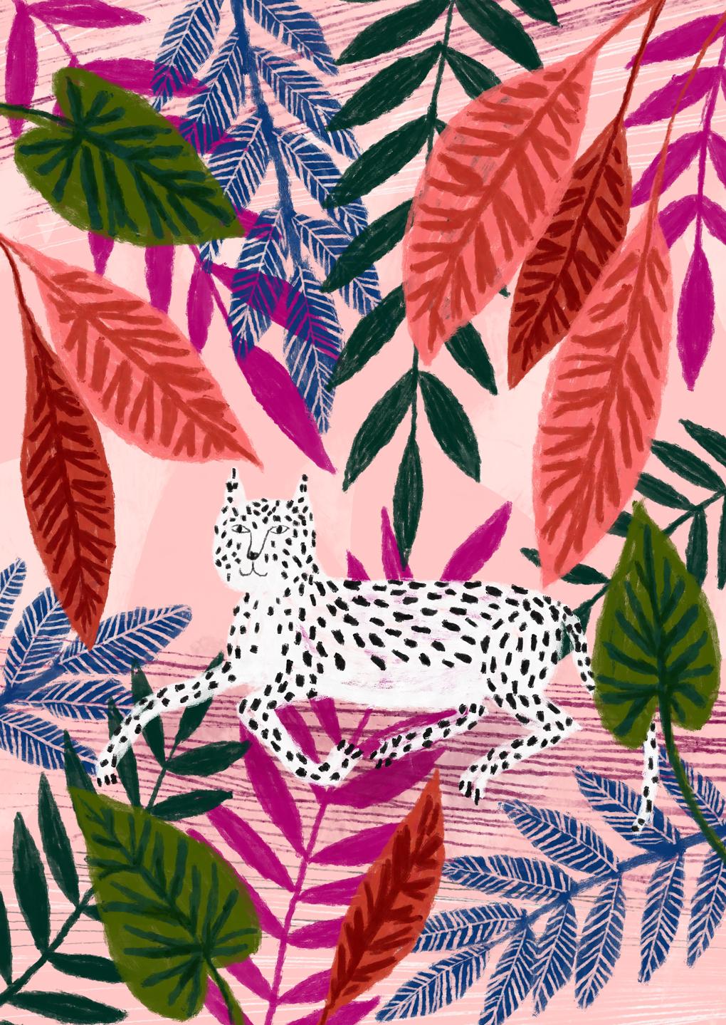 Leopard · Lee Foster-Wilson