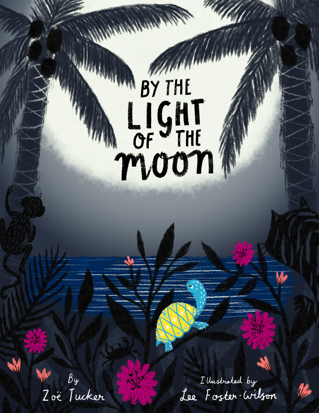 By the Light of the Moon Book Cover · Lee Foster-Wilson