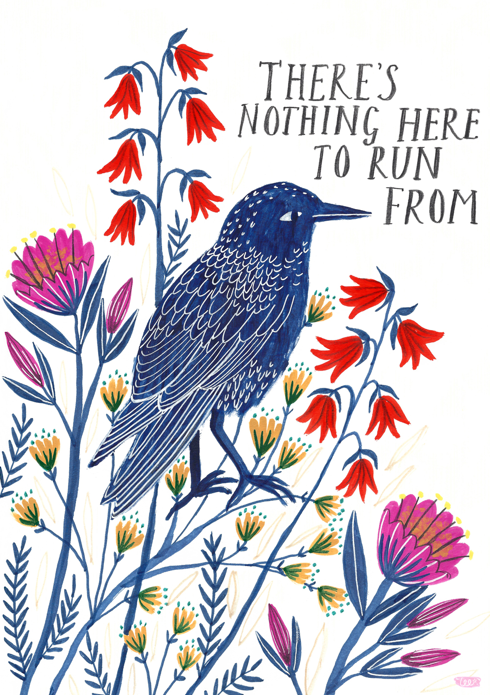 There's Nothing Here to Run From · Lee Foster-Wilson