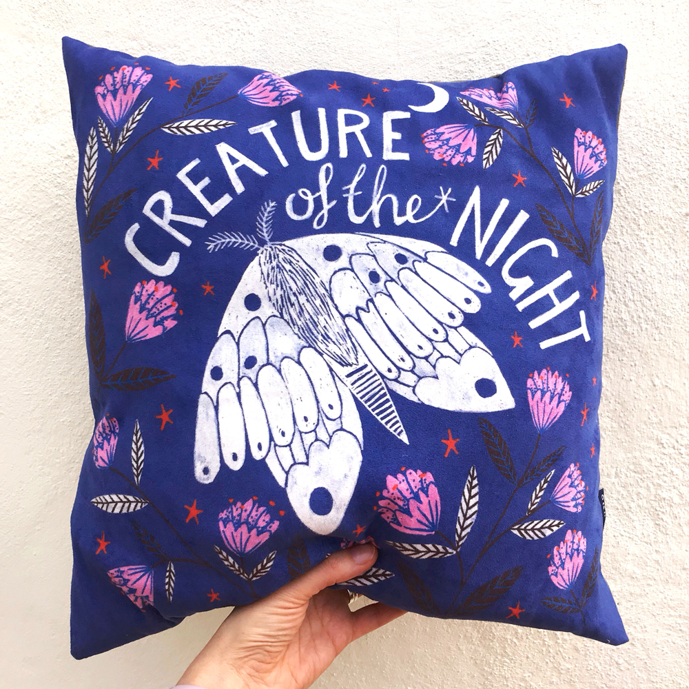 Ohh Deer Cushions · Lee Foster-Wilson