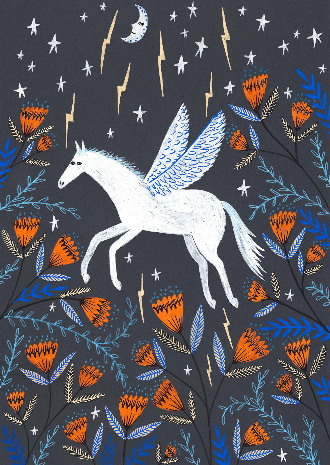 Pegasus · Lee Foster-Wilson