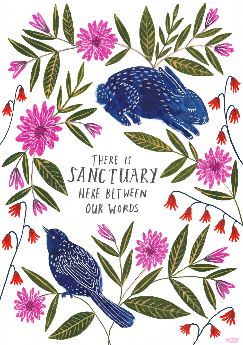 Sanctuary · Lee Foster-Wilson