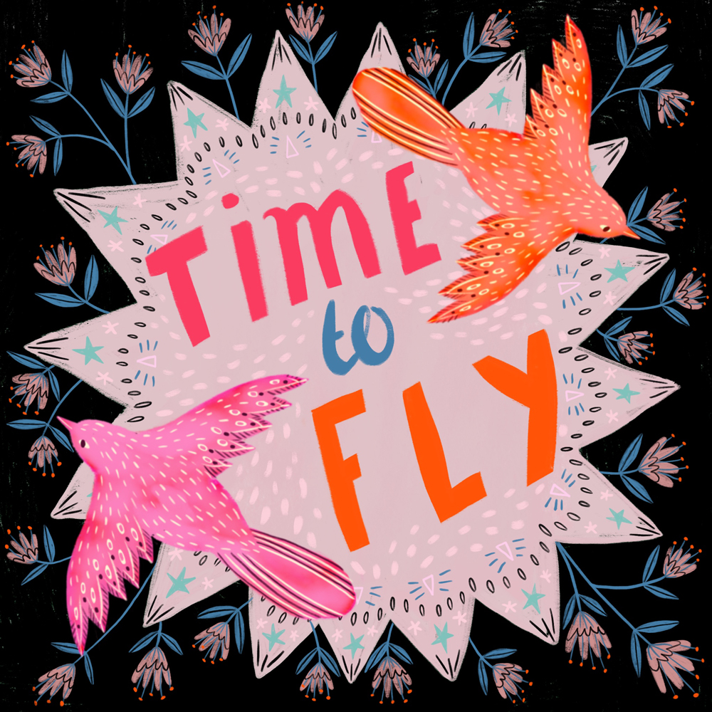 Time to Fly · Lee Foster-Wilson