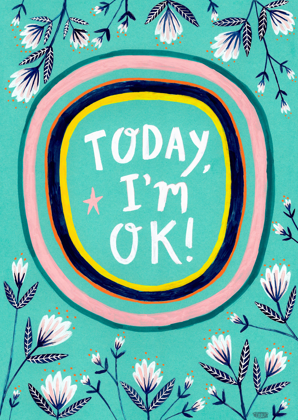 Today, I'm OK · Lee Foster-Wilson