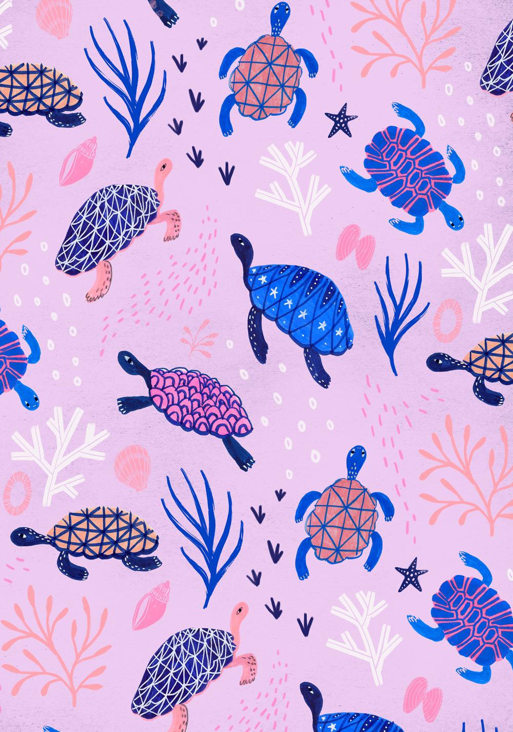 Turtles · Lee Foster-Wilson