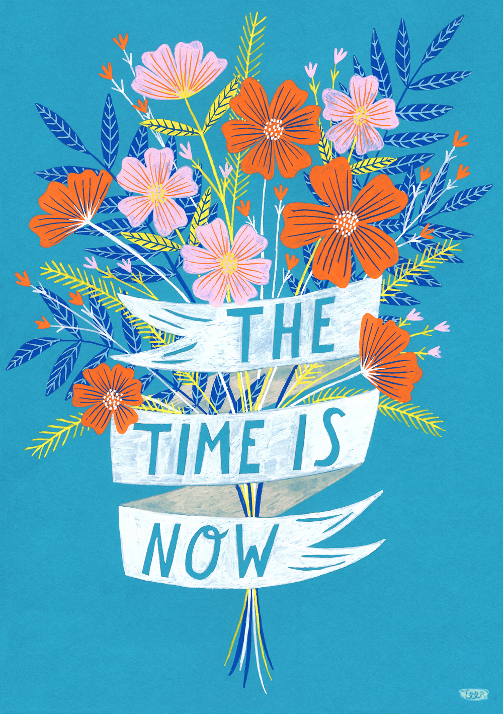The Time is Now · Lee Foster-Wilson
