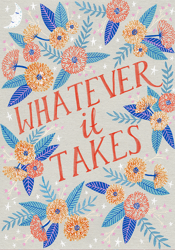 Whatever it Takes · Lee Foster-Wilson
