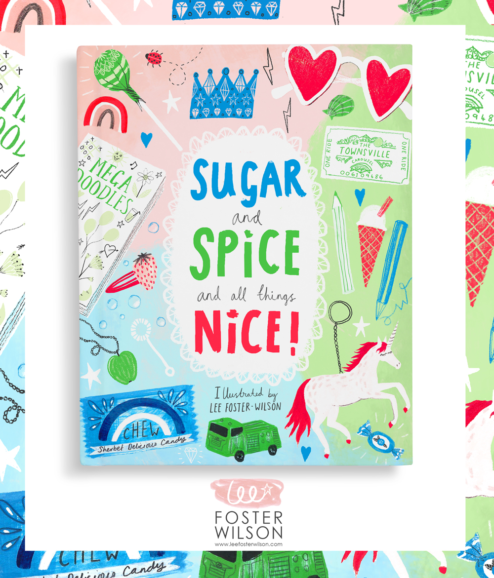 Sugar and Spice · Lee Foster-Wilson