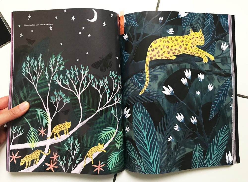 Cause Magazine – Jaguars · Lee Foster-Wilson