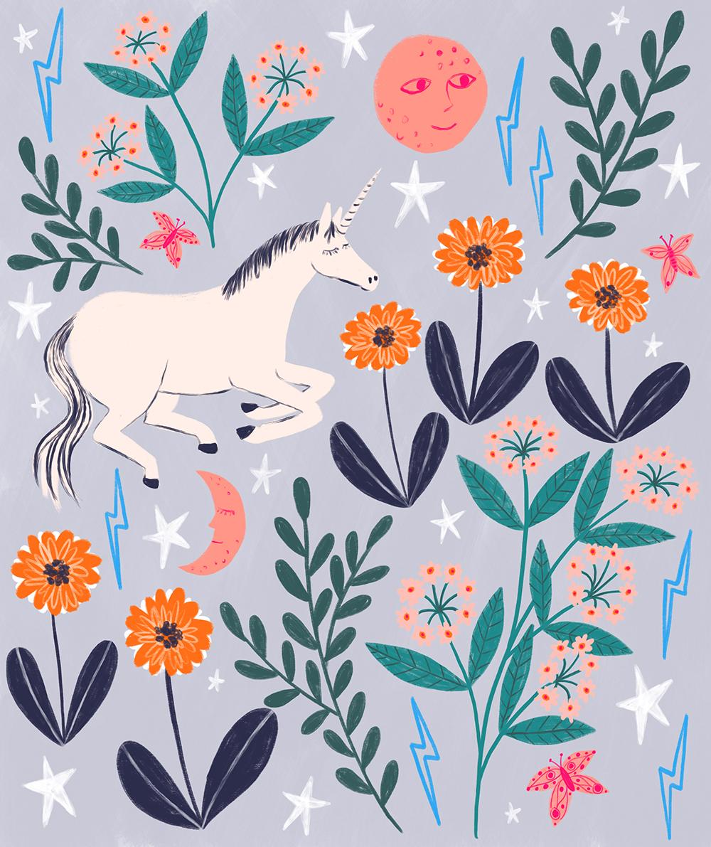 Unicorn Blooms · Lee Foster-Wilson