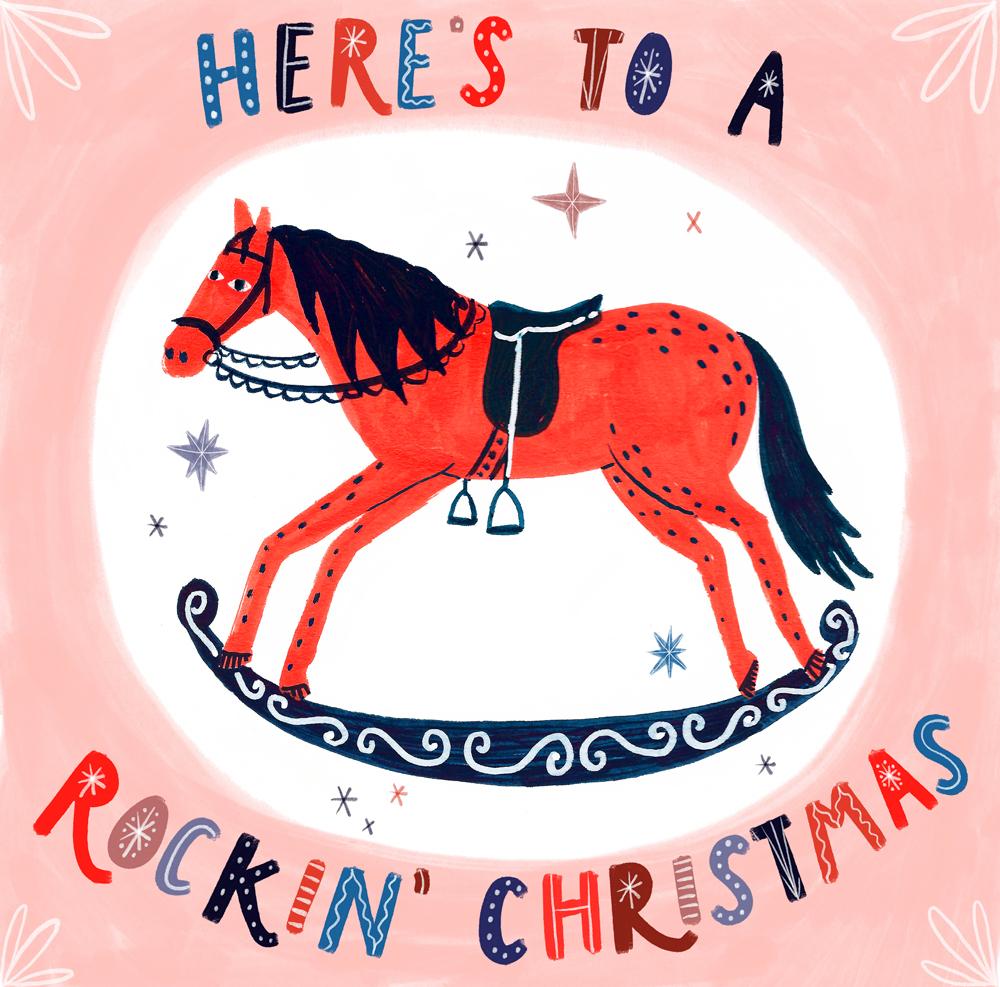 Rockin' Christmas · Lee Foster-Wilson