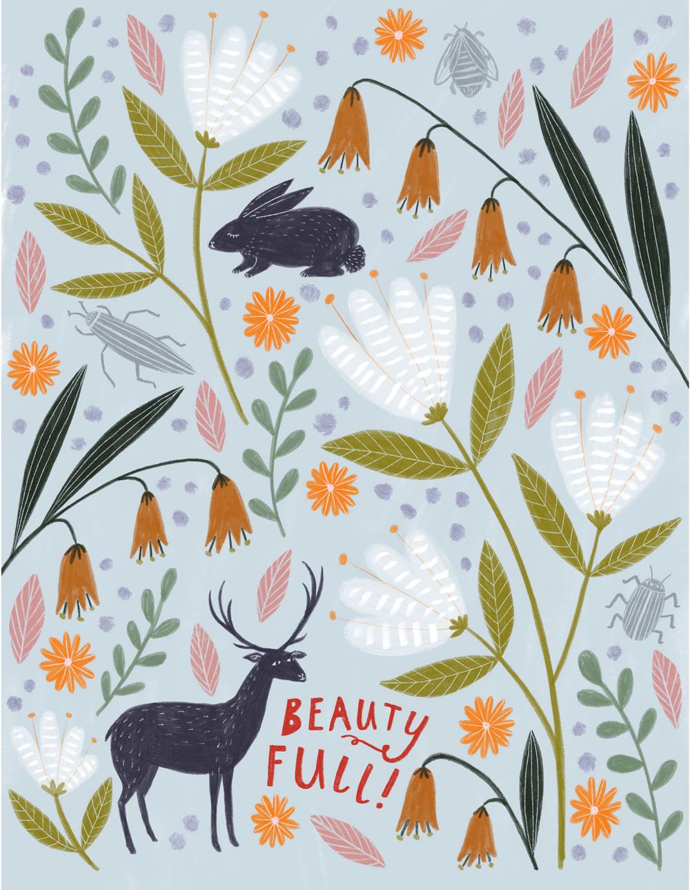Beauty Full · Lee Foster-Wilson