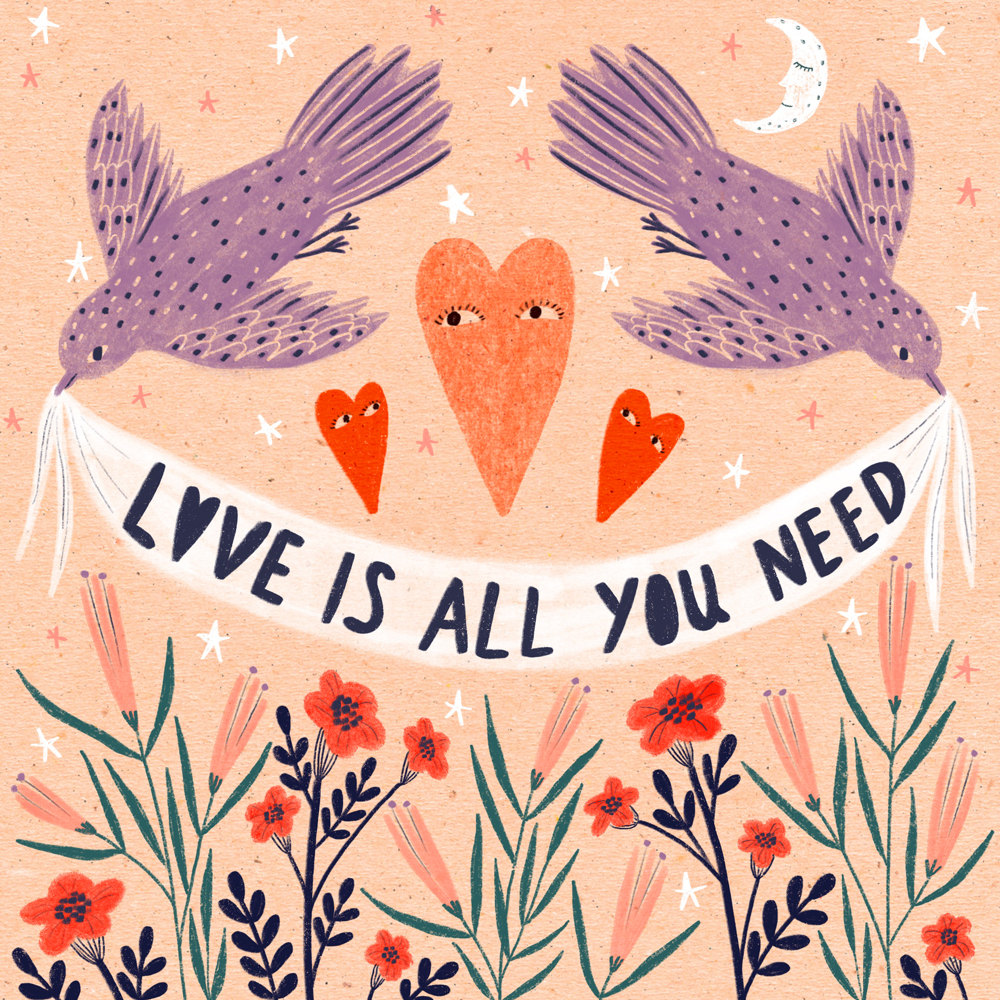 Love is All You Need · Lee Foster-Wilson