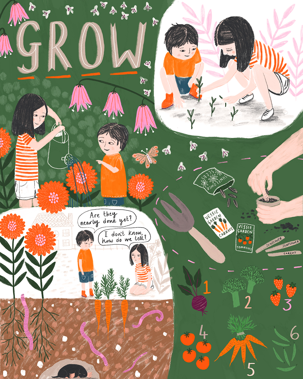 Grow · Lee Foster-Wilson